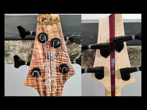 Warrior Messenger 4-String Bass
